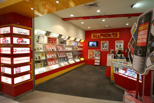 Are you nuts about phones? Allphones have a store manager's job going in Karingal Hub