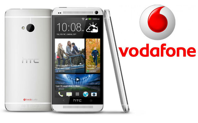 Vodafone begins Android 4.3 rollout to HTC One
