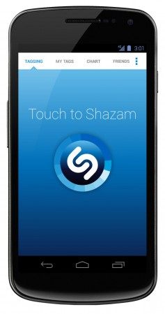 Shazam launches a new app for Android