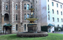 Nurses Fountain