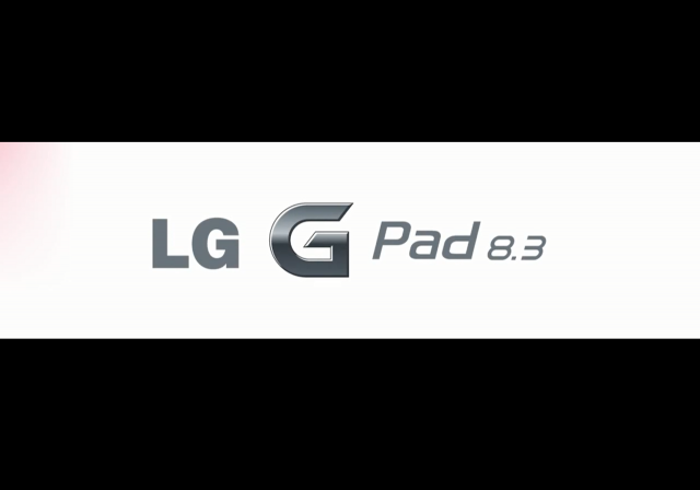 LG G Pad details firming up with leaked render and announcement video
