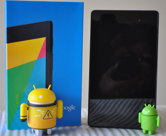 Nexus 7 (2013) – First Impressions