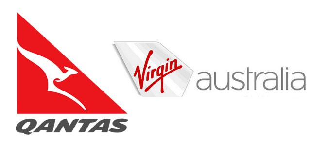 Qantas - Virgin