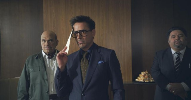 Robert Downey Jr finally speaks in the HTC #Change ad campaign
