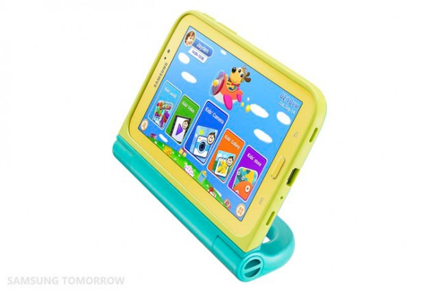 Samsung unveils Galaxy Tab Kids… for kids!