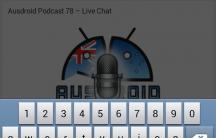 Asus' keyboard