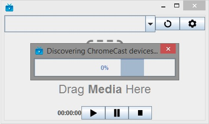 fling open source java streaming files chromecast