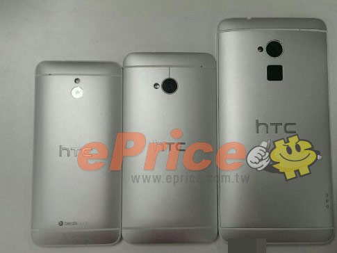 New HTC One Max details arrive, 2.1MP front camera confirmed