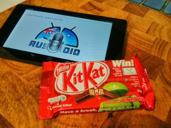 Nestlé Australia winds up their Android competition all second chance draw winners drawn
