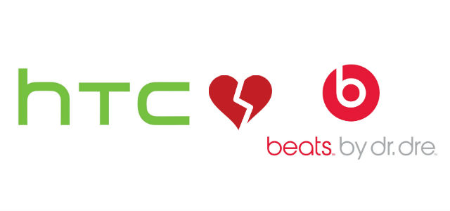 HTC - Breaks up with Beats