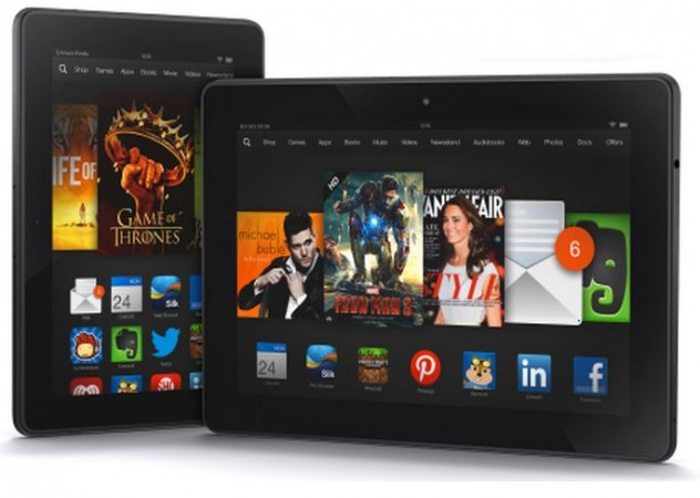 Kindle Fire - 2013
