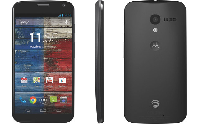 Mobicity selling Motorola Moto X, in stock now