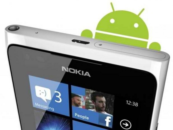 Nokia Android handset still in development at least until November at this stage