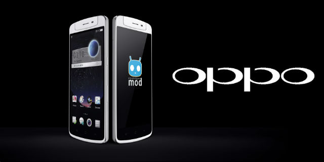 Oppo announce the N1 with rotating camera, touch sensitive back and optional CyanogenMod
