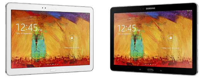 Samsung has begun pushing out Android 4.4 to the Galaxy Note 10.1 (2014 Edition)