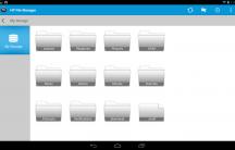 Slatebook X2 - File Manager