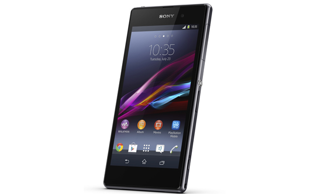 Australian availability of the Sony Xperia Z1