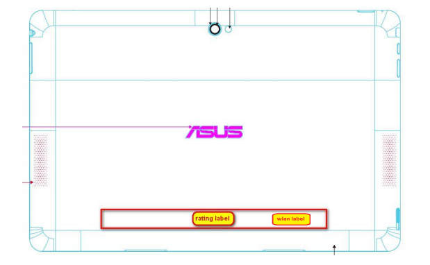 Mystery ASUS tablet pops up at FCC in the US – could potentially be the next Transformer Pad?