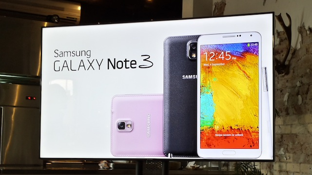 Where to buy the Samsung Galaxy Note 3 and Galaxy Gear
