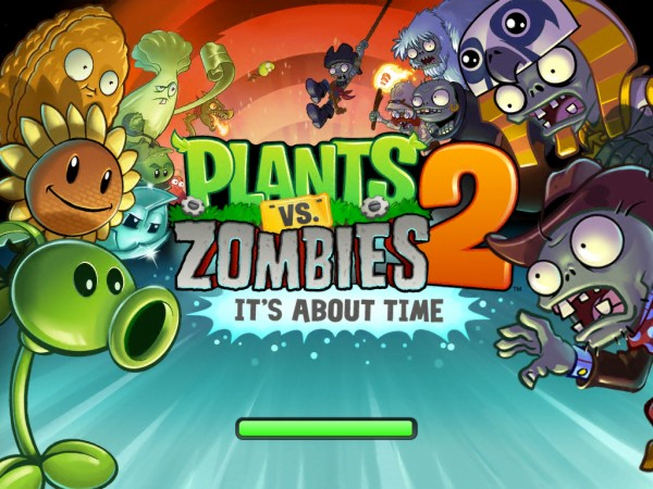 Plants v Zombies 2 for Android Released (in China)