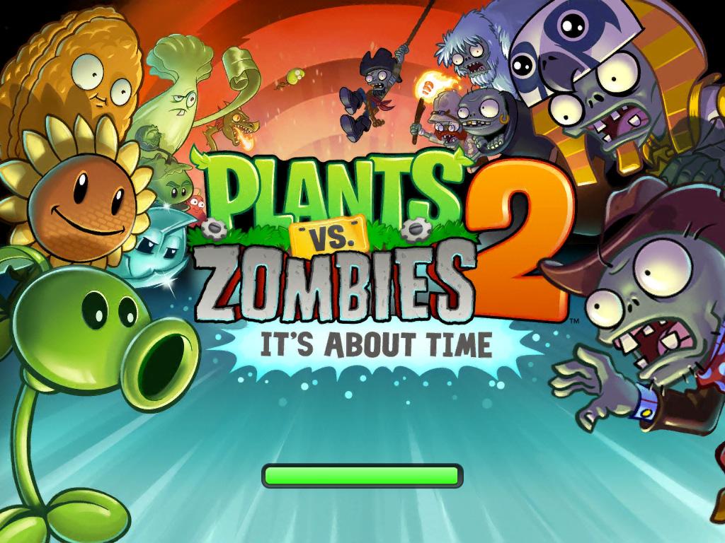 Hasil gambar untuk Plants vs Zombies 2