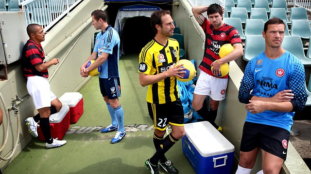 How you can enjoy the A-League 2013-14 season with Android and technology