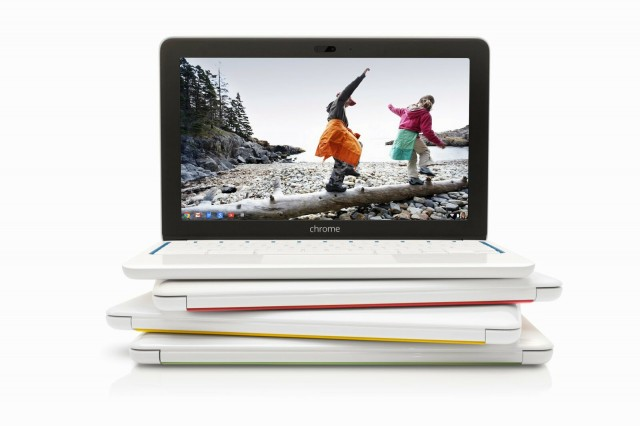 Google announces the new HP Chromebook 11