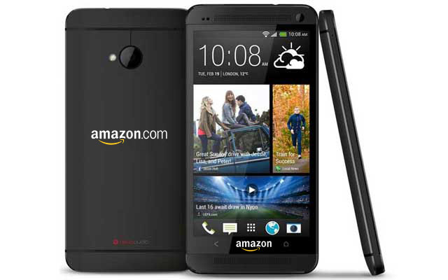 Rumour: HTC to manufacture Amazon phone