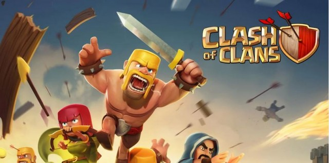 Clash of Clans rolls into Google Play