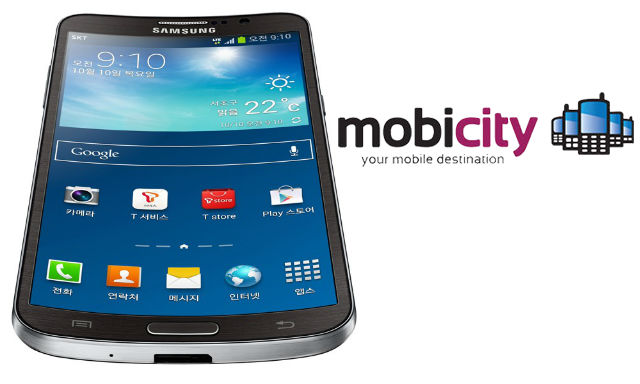 Samsung Galaxy Round now available for pre-order from Mobicity for $1,299.95