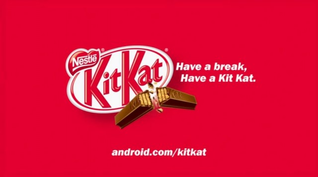 Kit Kat wants you to share – maybe they should share the Nexus 5!