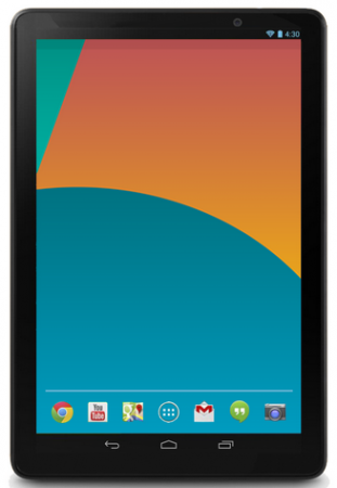 No, this isn't a render of the Nexus 10(2013)