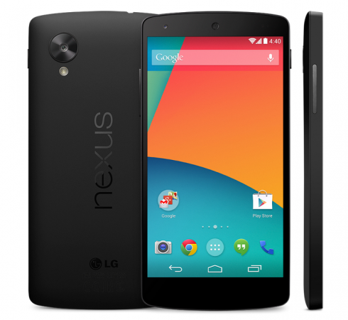 Rumour: Nexus 5 to launch on Google Play on October 31st