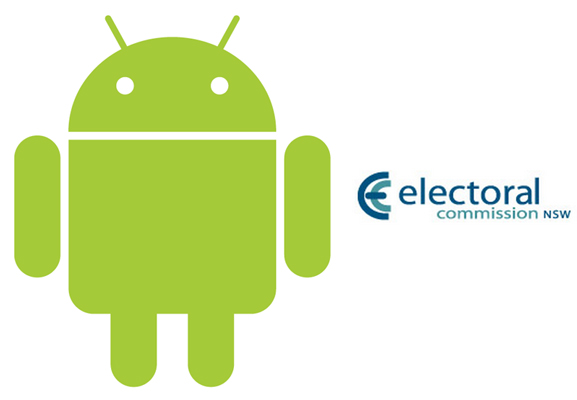 Select State Electoral Commissions are going Android