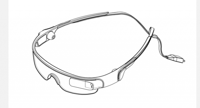 "Samsung patents its own fitness ""Google Glass"""
