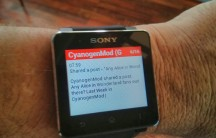 Sony SmartWatch 2 9.2