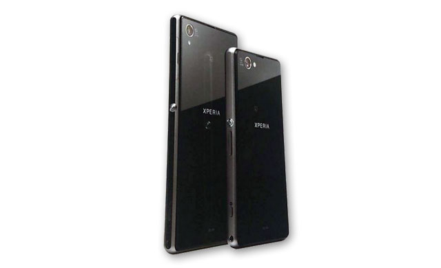 Pint sized Xperia Z1 f leaks again through upcoming DoCoMo catalogue