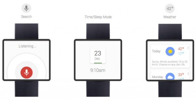 Google's own smartwatch centred around Google Now to launch within months