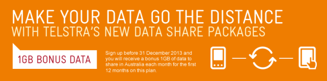 Telstra introduces Data Sharing for Every Day Connect plans