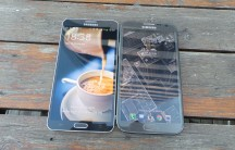 Comparison with the Note II