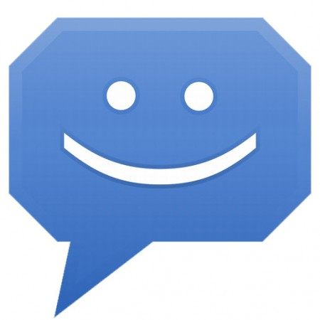 Don't want to use Hangouts as your default SMS app? Check out 8sms