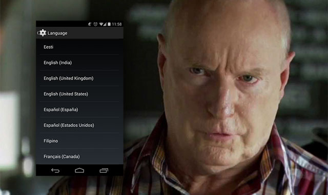 Want English (Australia) as an option in Android L? Let Google know