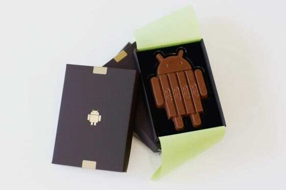 Updated: Android shaped Kit Kat hits eBay – starting bid at just $19.99 + shipping