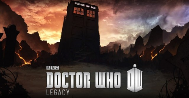 Doctor Who: Legacy – Free game lands this Wednesday