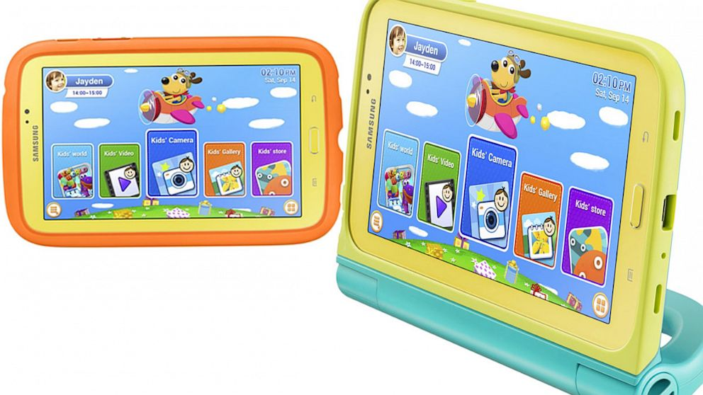 Samsung Australia launches the Galaxy Tab 3 Kids