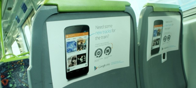 Google partners with Tapit to offer NFC enabled advertising for Google Music