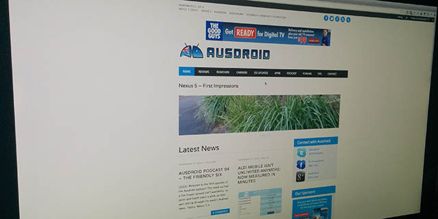 Ausdroid's new look — Share your feedback