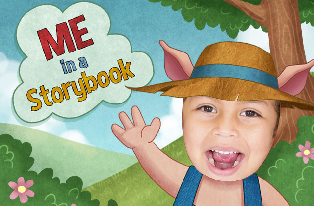 Kickstarter AU Focus: Me in a Storybook – 3 Little Pigs