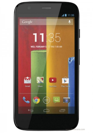 Moto G on sale at MobiCity