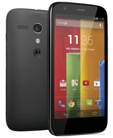 Motorola removes the 16GB Moto G storage option from the Australian website